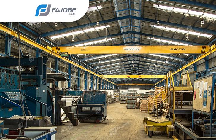Centro de Servicios FAJOBE Planta Industrial